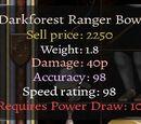 Darkforest Ranger Bow
