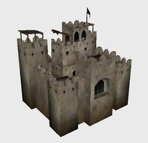 Icon castle d
