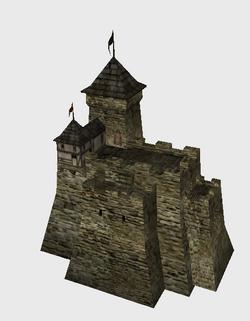 Icon castle b