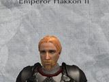 Emperor Hakkon II