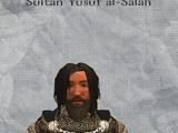 Sultan Yusuf al-Salah