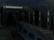 Metal Cave Room