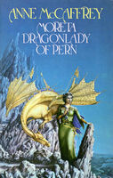 Moreta Dragonlady of Pern 1984 UK