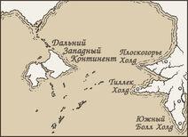 Западный континент