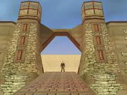 Fort Hold Gates
