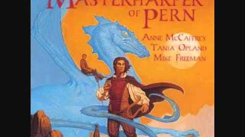Masterharper of Pern - Dragon Lady