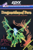 Dragonriders of Pern game 1983