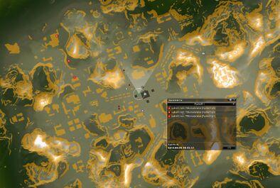 Foxtrott I map