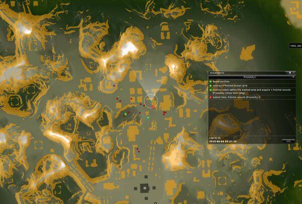 Proximity I Map