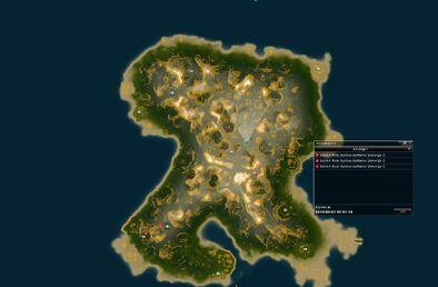 Amerigo I Map