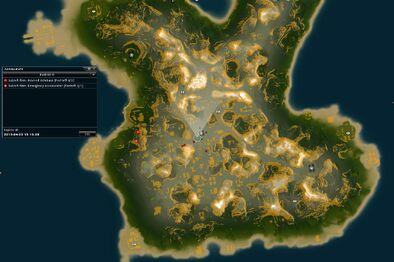 Foxtrott II map