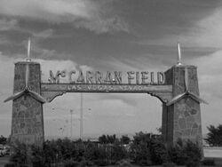Sleepwalker mccarran field