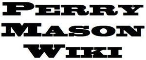 Perry Mason Logo