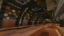 Abandoned Subway - Spawn