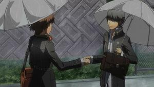 yu x yosuke persona 4