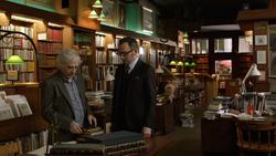 1x08 - Finch y Pilcher
