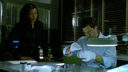 1x01 - Carter forense