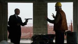 1x08 - Steiler amenazado