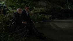 1x08 - Reese y Kohl parque