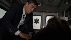 1x08 - Reese salva a Wernick