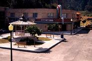 The Town-Cinema Gazebo