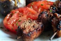 Spicy peruvian pork