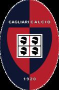 Cagliari Calcio (white letters)