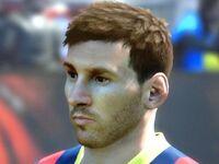 Messi PES 2014