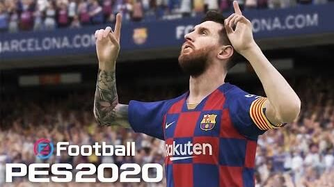 PES 2020 - Official Trailer E3 2019