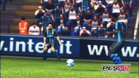 E3 2011 Pro Evolution Soccer 2012 Trailer