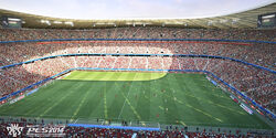 Allianz arena pes 2014 2