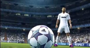 Ronaldos Freistoß