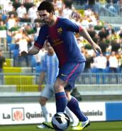 Messi pes 2013