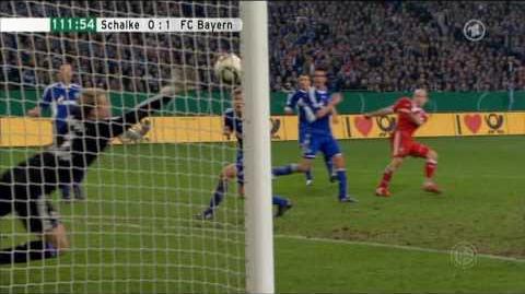 DFB Pokal Bayern vs. Schalke