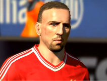 Ribery am Tag PES 2014 2