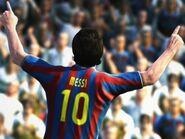 Messi pes 2011