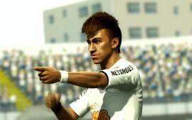 Neymar pes2013