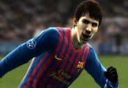 Messi PES 2012