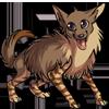 Teen1Brown Hyena