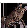 ChildBrown Hyena