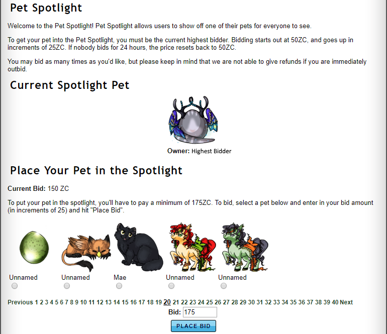 Pet Spotlight | Pet Adoptables Wiki | FANDOM powered by Wikia