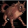Adult4Brown Hyena