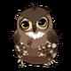 BabyGreat Horned Owl
