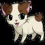 Bobtail baby lightbrown