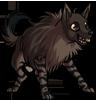 Adult2Brown Hyena