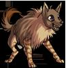 Adult1Brown Hyena