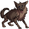 TeenBrown Hyena