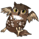 TeenGreat Horned Owl