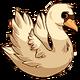 Teen(two)Mute Swan