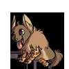 Baby1Brown Hyena